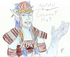Nel'atal - Coconut Hat by GG3095