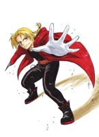 FMA: Back in Action by Fyre-Dragon