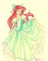 Ariel Colored by faerwin