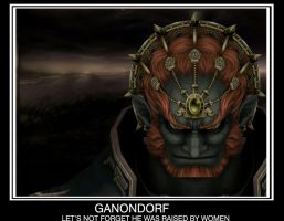 ganondorf motivational by laicka03