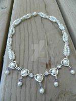 The Heart's for the Bride 'Necklace' by DOC-Ash1391