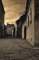 old town by Stefbal