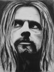 Rob Zombie by candysamuels