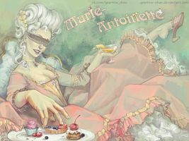 Mary Antoinette by sparrow-chan