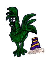 Larry the Chicken by SonicClone