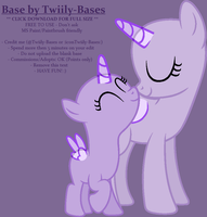 MLP 31 [Remake] by Twiily-Bases