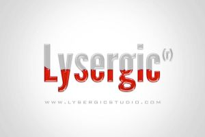 Lysergic Glassified Text by lysergicstudio