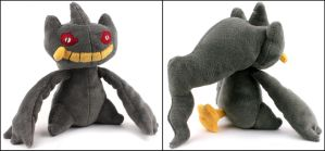 Banette Plush by Jellystitch