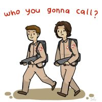 Winchesters! by salmoose