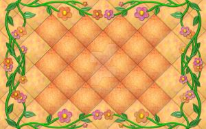 Garden Party Tiles by elsie432