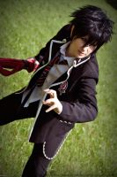 Rin Okumura: Let's fight by Naru-kawaii-chan
