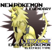 SON OF THE SPARK - LEOZANE by ArmoroAndBeyond