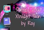 Stuffed Dock XWidget Skin by Raiiy