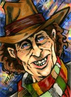 4th Doctor by bphudson
