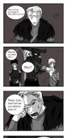 Hardships Of A Templar - page 2 by hobbithase