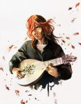 Kvothe by EmegE