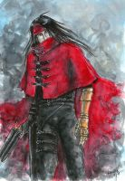 Vincent Valentine by DryEyez