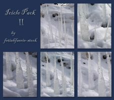 Icicle Pack II by fetishfaerie-stock