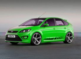 ford focus 'KRS' st tuning by pddeluxe