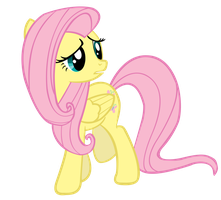Worried Fluttershy is worried... by TabbyDerp