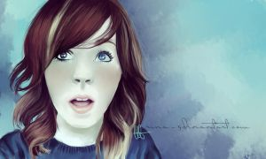 Lindsey Stirling by Rina-9