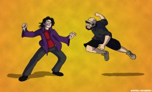 Game Grumps Versus by DetectiveX