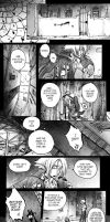 Act 3 - Vampire Comic p13-14 by JadeGL