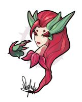 Zyra Rise of the thorns by Sarafinah