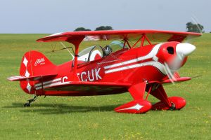 Pitts S-1C Special by Daniel-Wales-Images