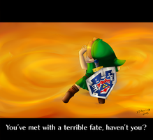 Majora's Mask: Link is Dead by xMarinx
