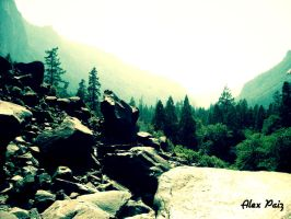 Yosemite View by alex13p