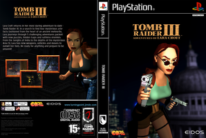 Turning Point WEB - TR3 - DVD Playstation BOX by FearEffectInferno