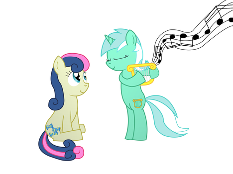 I want a lyre by starshinesprint