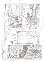 Doctor Who - Talks page test 2 by ScarletMoonbeam