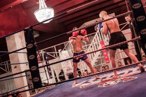 Muay Thai gala Groningen - Into the last round by MadjoeSport