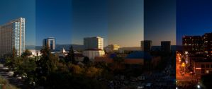 time lapse panoramic san jose by nickteezy408