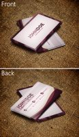 Creative Business Card 2 by SMHYLMZ