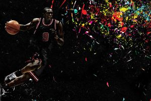 Luol Deng by russetman