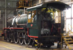 No.1079 after repainting by RedtailFox