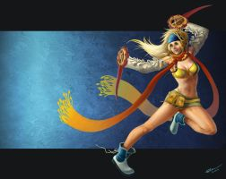 Rikku Time by arvalis