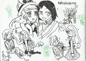 Kalosshipping dump - part 1 by nabila300