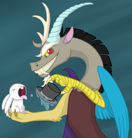 Discord by wingedwolf94