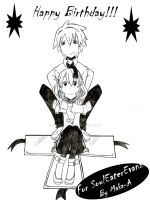 Dont need a present, I got you by Maka-A