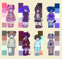 palette adopts II /closed by batman-kun