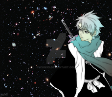 Hitsugaya Toshiro Wallpaper by Ichikioi