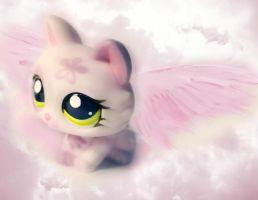 Angel LPS top model Pic by Raycat43