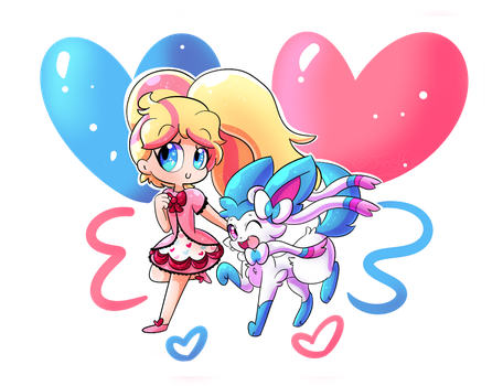 THEY'RE MADE OF CANDY |Commish| by frostlie