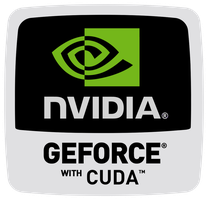 Nvidia Ge Force Badge by SalmanAMD