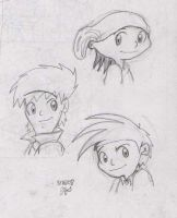 AM Eds Sketches by Nintendo-Nut1