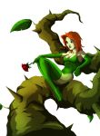 poison ivy colored by Anny-D